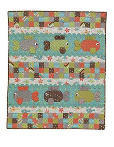 Additional Images of Sew Sweet Baby Quilts by Kristin Roylance - ConnectingThreads.com