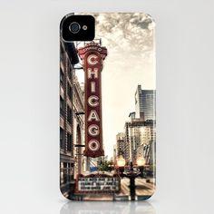Chicago Theater iPhone Case by Tammy Wetzel - $35.00