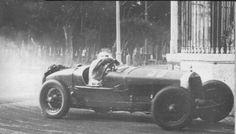 Coppa Ciano 1930 , Alfa Romeo P2 #58 of Achile Varzi