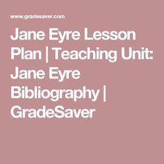 The Scene I Wish They Would ve Shot    Jane Eyre on Screen Course Hero dissertation index page word