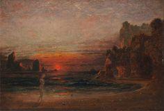 Calypso's Grotto - Francis Danby