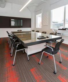 BCRA Seattle office | BCRA  Nice meeting room!