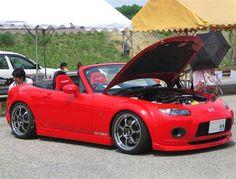 Custom Mazda Miata   MX5 (NC) - Mazda MX5 Miata Tuning - Tuning Cars