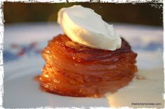 The Kitchen Lioness: French Fridays with Dorie - Long and Slow Apples - Pommes Confites