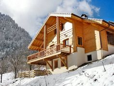 Chalet Etoile in Haute-Savoie, France. A holiday property in Haute-Savoie and Rhône-Alpes. Large Self Catering Chalet with HOT TUB, Fantastic Alpine Setting & Views.