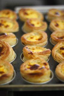 Portuguese egg tart recipe rasa malaysia sweepstakes