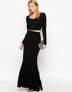 Jarlo Avery Maxi Skirt