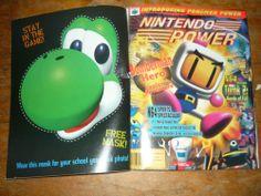 Nintendo Power Magazine Vol 111 August 1998 Bomberman Hero Pokemon Poster | eBay