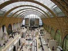 Inside of Impressionist Museum... amazing