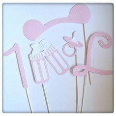 Vamos tirar umas fotografias?!? Os Photobooth para a festinha tudo a combinar! #party #partykit #teddy #pink #kids #photobooth