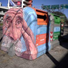 #graffiti #art #arte #wall #mural #ink #photooftheday #imageoftheday #picoftheday #pictureoftheday #nofilter #smartphone_photos #colorful #anciano #viejo #abuelo #oldman
