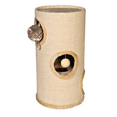 """Found it at Wayfair - 28"""" 3 Story Cat Tower in Beige"""