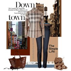 """""""Downtown Train"""" by easystyle on Polyvore"""