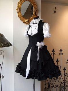 Atelier Boz  #gothiclolita #lolita