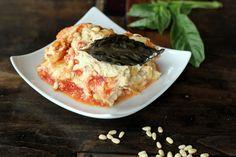 Maria Mind Body Health   Low Carb Lasagna, protein noodle lasagna, gluten free lasagna