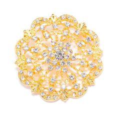 Get your Gold Rhinestone Wedding Supplies today. Jewel Wedding Cake, Diy Wedding Cake, Wedding Cake Decorations, Bling Wedding, Rhinestone Wedding, Gold Rhinestone, Wedding Crafts, Rhinestones, Broach Bouquet