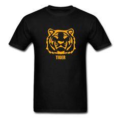 Black tigers T-Shirts