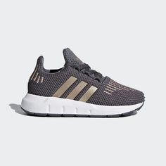 59e93760e89f adidas Swift Run Shoes - Grey
