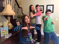 Maryam Shumate's Blog: THE HILARIOUS EH BEE FAMILY