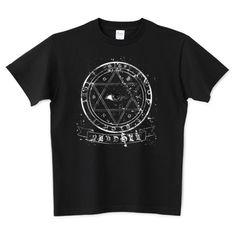 病魔方陣   デザインTシャツ通販 T-SHIRTS TRINITY(Tシャツトリニティ)