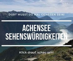 Achensee Sehenswürdigkeiten These are the best Achensee attractions I have visited over the years. My insider tips for the Achensee summer, in the sun and rain. Aspen Ski, Reisen In Europa, Game Quotes, Innsbruck, Safety Tips, Over The Years, Travel Destinations, Skiing, Good Things