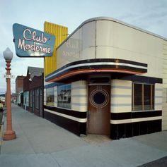 Club Moderne, 1937, Anaconda, MT