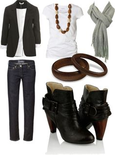 """""""Office - 1"""" by autumn85 on Polyvore"""