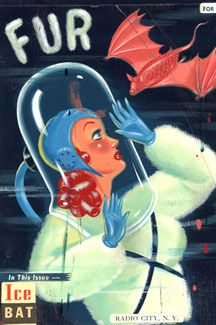 Ryan Heshka Art and Illustration