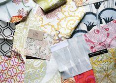 Favorite hand printed textiles  Good Bones, Great Pieces