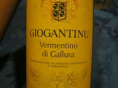2013 Giogantinu Vermentino di Gallura DOCG Straw yellow with melon, minerals and white flowers on the nose. Dry, light body, ready to drink with citrus, grapefruit, minerals, and stone on the palate. BP: Buy to try. Not expensive.