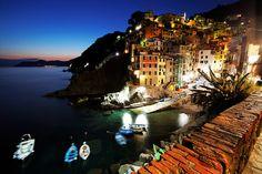 Riomaggiore, Cinque Terre, Liguria #italy #travel www.culturalitaly.com