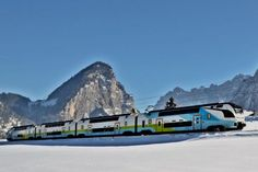Westbahn and Meridian announce direct Vienna - Munich services - International Railway Journal Train Pictures, Munich, Vienna, Around The Worlds, Mountains, Weather, Travel, News, Train