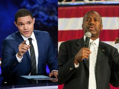 Comedy Central's Trevor Noah Blasts Ben Carson... Makes himself and liberals look even more clueless!