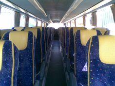 Interior autobus de 70 Plazas Longchamp, Tote Bag, Interior, Fashion, Moda, Fashion Styles, Carry Bag, Design Interiors, Tote Bags