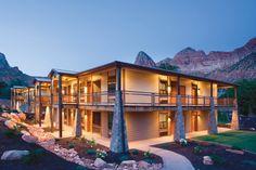 Un super hôtel au Zion Park. Les chambres sont spacieuses et charmantes. La location pour entrer dans le parc est parfaite (à 5 minutes en voiture).