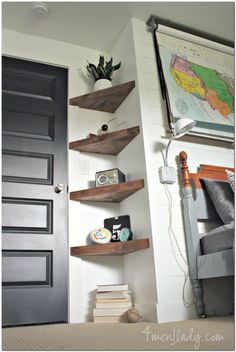 Small Bedroom Organization (44) – The Urban Interior