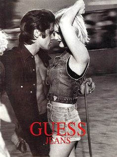 20 Awesome Photos From Drew Barrymore's Guess Campaign
