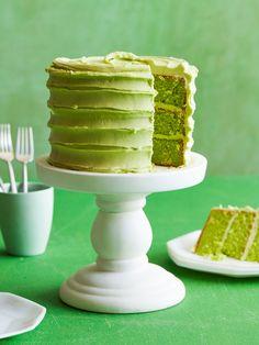 Spinach Smash Cake | Weelicious
