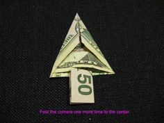 How to Fold a Christmas Money Tree » Curbly   DIY Design Community
