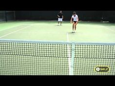 TENNIS DRILL: Reaction and Agility Drill