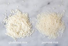 Biko (Filipino Sticky Rice Cake)- The Little Epicurean - Ting Sbr Lowe - Filipino desserts Rice Cake Recipes, Sticky Rice Recipes, Rice Cakes, Raw Food Recipes, Dessert Recipes, Pinoy Dessert, Filipino Desserts, Asian Desserts, Filipino Recipes