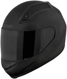 Speed And Strength Solid Speed Helmets – Matte Black – Motorcycle Helmets Womens Motorcycle Helmets, Full Face Motorcycle Helmets, Full Face Helmets, Motorcycle Gear, Cool Motorcycle Helmets, Motorcycle Jackets, Motorcycle Accessories, Car Accessories, Riding Gear