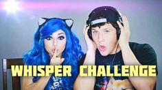 The Whisper Challenge: HUSBAND AND WIFE!