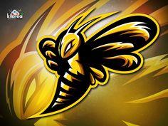 Bee Mascot by Kibrea Graphics