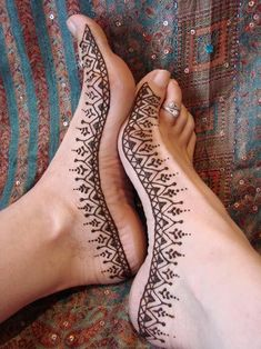 cool Bohemian Style 161. Maybe a henna tattoo for the summer?