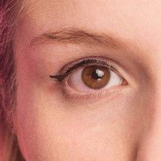 I, A Person Horrible At Eyeliner, Tried Pinterest Eyeliner Tips #EyelinerWaterline Waterline Eye Liner, Layers Of The Epidermis, Prevent Ingrown Hairs, Eyeliner For Beginners, Eyeliner Styles, Eye Liner Tricks, How To Apply Eyeliner, Eyeliner Tutorial, Skin Problems