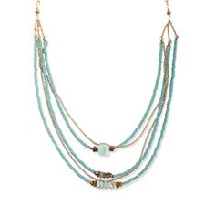 Cottonwood Necklace at http://www.arhausjewels.com/product/nc853/necklaces. $175.00 #arhausjewels necklaces.