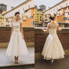 2016 A-Line Spitze Kurz Hochzeitskleid Abendkleid Ball kleid Brautkleider M097 in Kleidung & Accessoires, Hochzeit & Besondere Anlässe, Brautkleider | eBay!