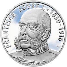 FRANTIŠEK JOSEF I. - 100. VÝROČÍ ÚMRTÍ STŘÍBRO