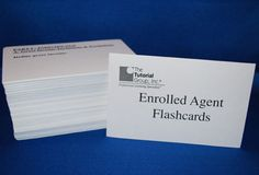 EA (Enrolled Agent) Exam Review System